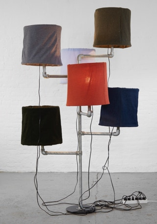 Contemporary art, denmark, copenhagen, lamp, design